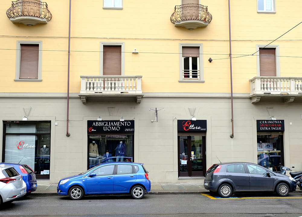 Ettore Outlet Torino